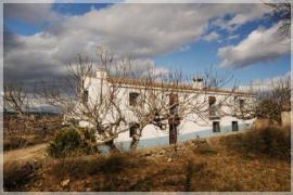 Mas del Botiguer casa rural en Les Useras/ Useres (Castellón)
