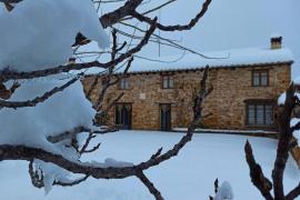 Masía Pinella casa rural en Benasal (Castellón)