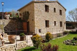 Masía Torre Gargallo casa rural en Morella (Castellón)