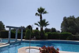 Panorámica Golf casa rural en San Jorge (Castellón)