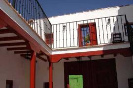 Apartamentos Casa Valdeleón casa rural en Granatula De Calatrava (Ciudad Real)