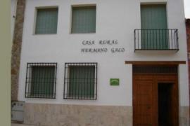 Casa Rural Hermano Galo casa rural en Villanueva De Los Infantes (Ciudad Real)