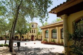 Hotel Balneario Cervantes  casa rural en Santa Cruz De Mudela (Ciudad Real)