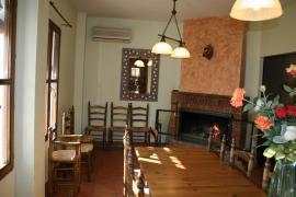 Huerta Cabañeros casa rural en El Robledo (Ciudad Real)