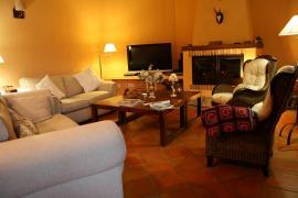 La Posada del Corralón casa rural en Alcoba (Ciudad Real)
