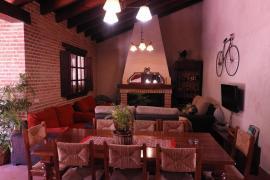 Vallehermoso casa rural en San Carlos Del Valle (Ciudad Real)