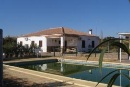 Casa Rural Alameda casa rural en Posadas (Córdoba)