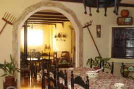 Las Cruces casa rural en Palenciana (Córdoba)