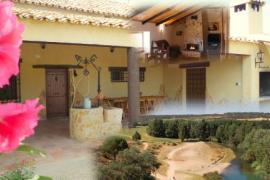 Casa Flor casa rural en Casasimarro (Cuenca)