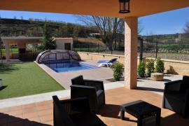 Casa Rural Abuelo Lupi & Spa casa rural en Altarejos (Cuenca)