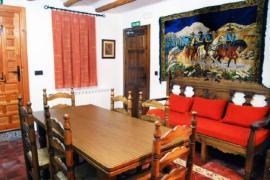 Casa Rural Cerro Moreno casa rural en Villarta (Cuenca)