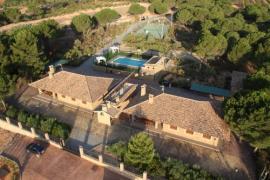 Casas Rurales El Pinar casa rural en El Picazo (Cuenca)