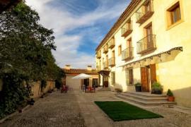 Hotel Río Escabas casa rural en Cañamares (Cuenca)