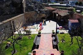 La Puerta del Estrecho casa rural en Priego (Cuenca)