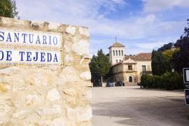 Hotel Monasterio de Tejeda casa rural en Garaballa (Cuenca)