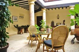 Palacete Belmonte casa rural en Belmonte (Cuenca)