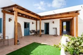 Casa del Cuartel casa rural en La Oliva (Fuerteventura)