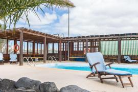 Hotel Rural Mahoh casa rural en La Oliva (Fuerteventura)
