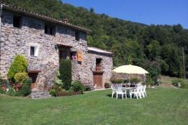 Can Pous casa rural en Ribes De Freser (Girona)
