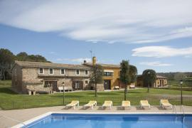 Cal Duc casa rural en Vilavenut (Girona)