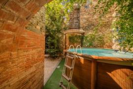 Cal Ferrer del Castell casa rural en Espolla (Girona)