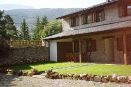 Cal Pedrals casa rural en Urus (Girona)