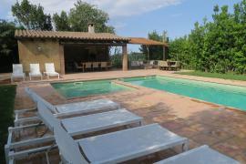 Cal Rei Vinyes casa rural en Celra (Girona)