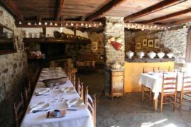 Cal Sadurní casa rural en Planoles (Girona)