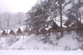 Camping Vall de Ribes casa rural en Ribes De Freser (Girona)
