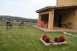 Can Abella casa rural en Esponella (Girona)