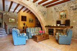Can Bastons casa rural en Vilanova De La Muga (Girona)