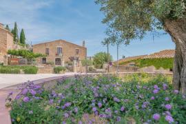 Can Bech Rural casa rural en Fontanilles (Girona)