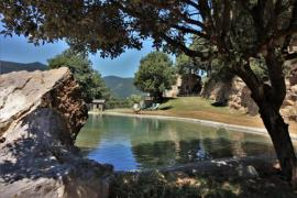 Can Bosch casa rural en Albanya (Girona)