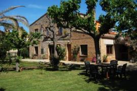 Can Brancós casa rural en Bellcaire D´ Emporda (Girona)