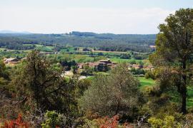 Can Cavaller casa rural en Vilaur (Girona)
