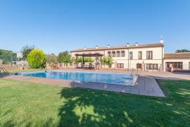 Can Fonsu casa rural en Galliners (Girona)