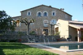 Can Garganta casa rural en Centenys (Girona)