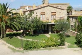 Can Ginesta casa rural en Sant Feliu De Boada (Girona)