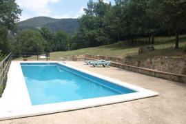 Can Guidic  casa rural en La Vall D' En Bas (Girona)