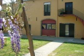 Can Guilló casa rural en Darnius (Girona)