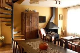 Can Janpere casa rural en Pardines (Girona)