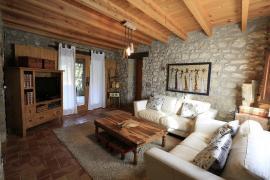 Can L´Hospitalet casa rural en Besalu (Girona)