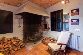 Can Llonga casa rural en Riudarenes (Girona)