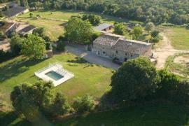 Can Llorens casa rural en Llagostera (Girona)