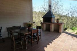 Can Mas casa rural en Fontcoberta (Girona)