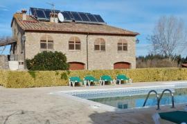 Can Masó casa rural en Fontcoberta (Girona)