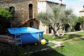 Can Massa casa rural en La Pera (Girona)