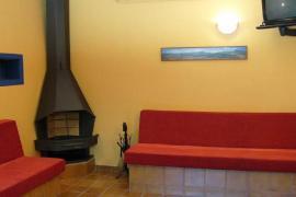 Can Mestrehuma casa rural en La Vall D' En Bas (Girona)