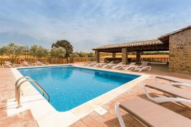 Can Pardal casa rural en Cornella Del Terri (Girona)