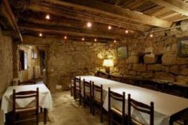 Can Pei casa rural en Montagut I Oix (Girona)